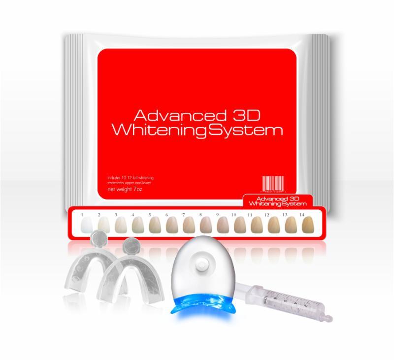 Advanced 3d Teeth Whitening Kit Gel Refills 15 99 My Beauty