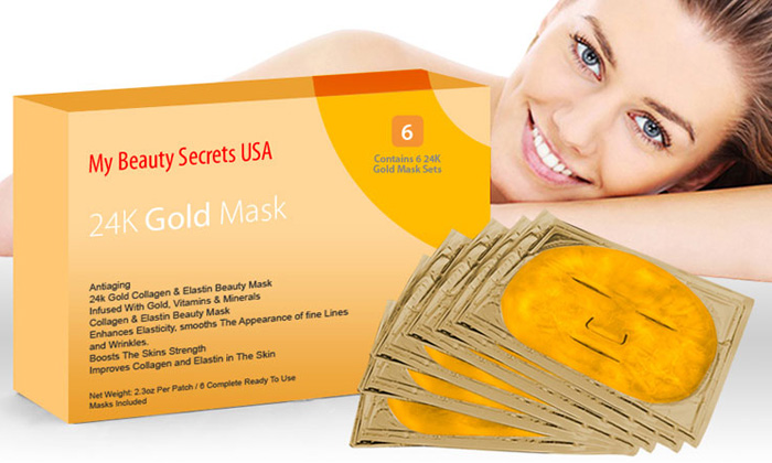 Think, that Collagen facial mask