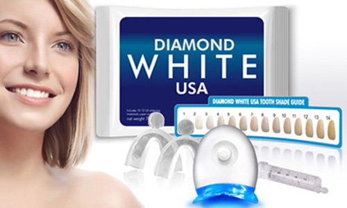 Diamondwhiteusa Whitening Kit My Beauty Secrets Usa
