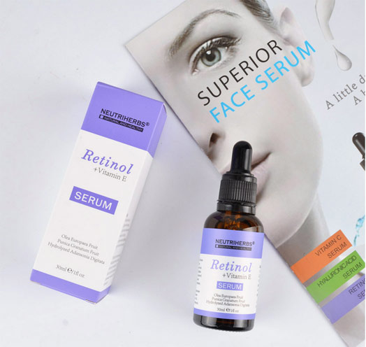 Retinol + Vitamin E Serum For Firmer, Smoother Skin – My